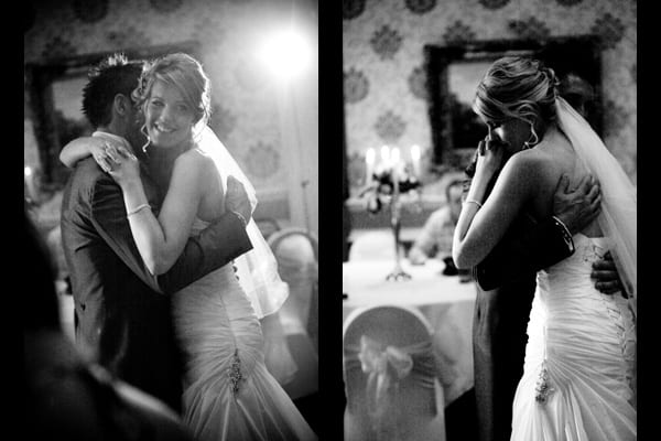 Carly and Mark's wedding photography at Ashfield House, Standish, Wigan