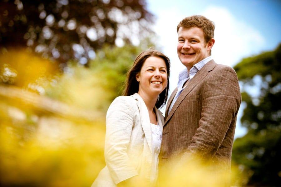 Engagement Portrait Shoot