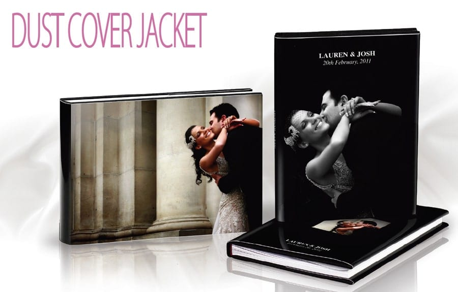 Graphistudio Dust Jacket Covers by 123 Photography, wedding photographer Leeds