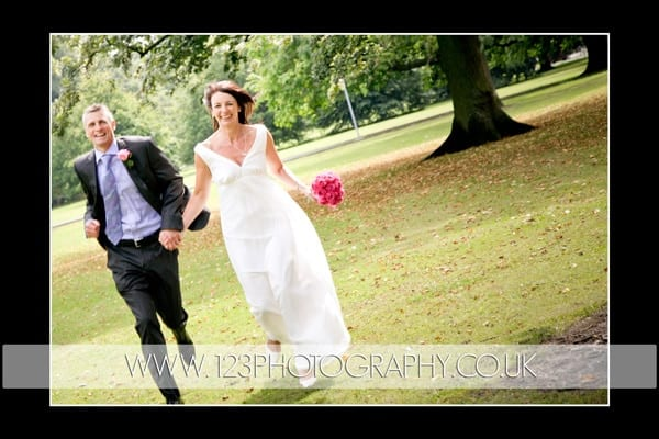 Rachel and Tony's wedding photography at Harrogate Registry Office, North Yorkshire