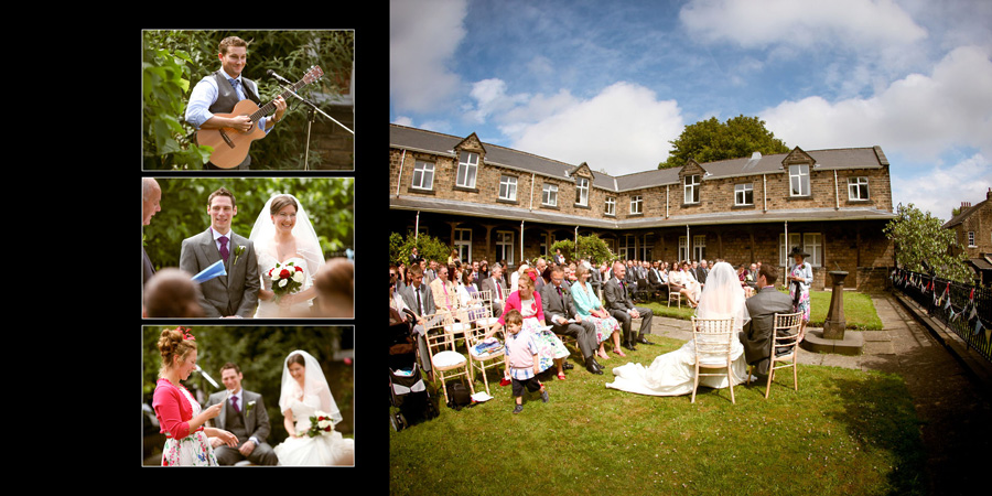 Wedding Photography Album Leeds, West Yorkshire