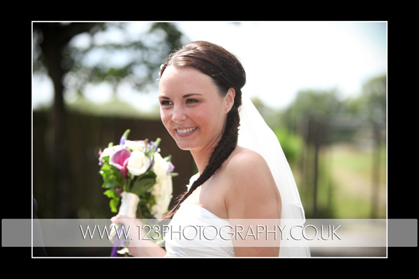 Wedding Photography at St. Anne's Church, Royton, Oldham