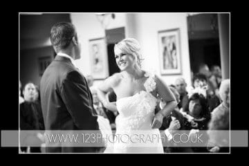 Vicki and Lee's wedding photography at The Ramada Jarvis Parkway, Leeds