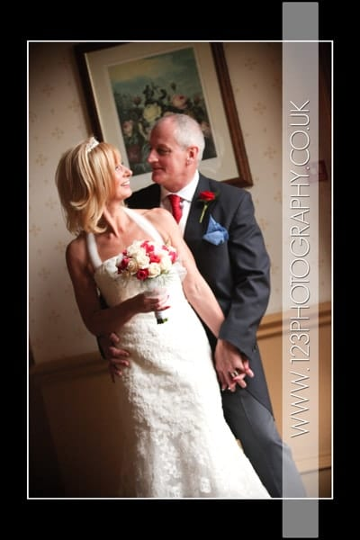 Mary and Ian's wedding photography at Weetwood Hall, Leeds