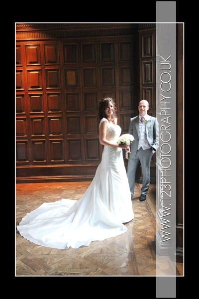 Joanne and Paul's wedding photography at Jesmond Dene House, Newcastle Upon Tyne