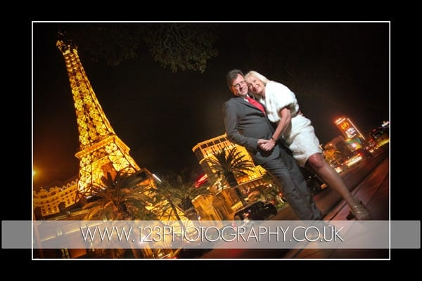 Las Vegas Wedding Photographer - International wedding photography by 123 Photography