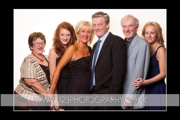 Jean and Ken's Golden Wedding Photography at Ossett Community Centre