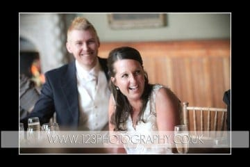 Sarah and James' Wedding Photography at Carlton Towers, Goole