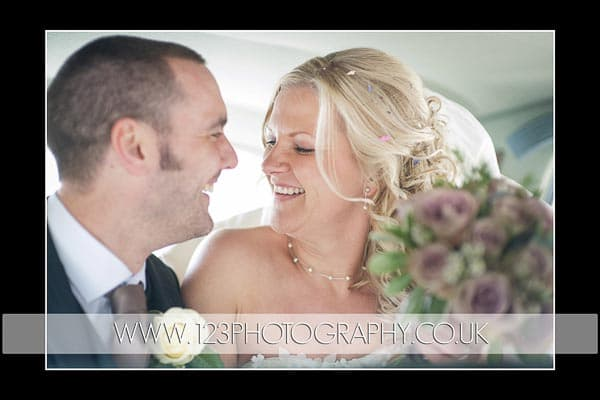 Jennifer and Ian's wedding photography at The Old Deanery, Ripon