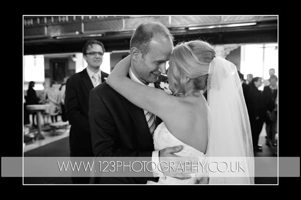 Dawn and Alex's wedding photography at Serbian Orthodox Church, Bradford and Thorpe Park Spa Hotel, Leeds