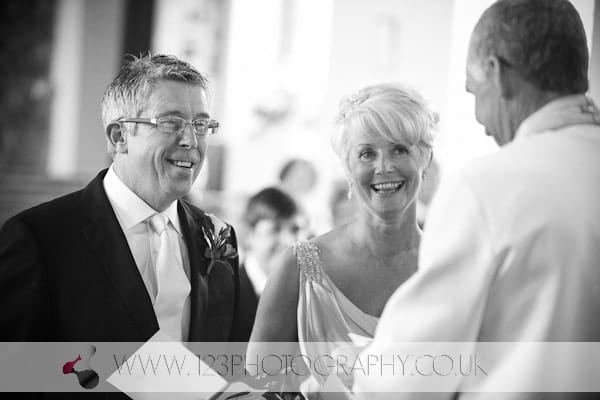 Anne and David's wedding photography at The Church of Epiphany, Austwick