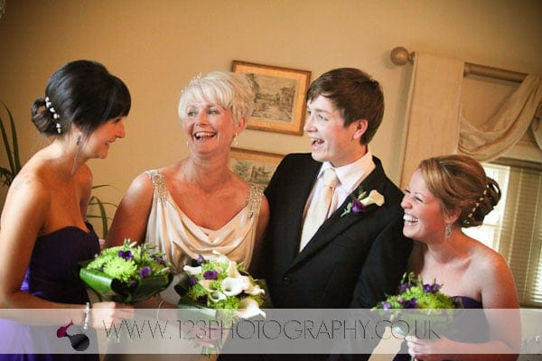 Anne and David's wedding photography at The Traddock, Austwick, Settle, Yorkshire Dales