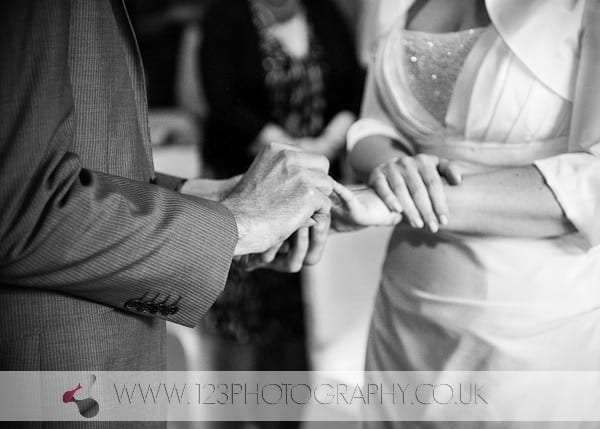 Ellen and Wayne's Wedding Photography at Village Hotel South, Leeds