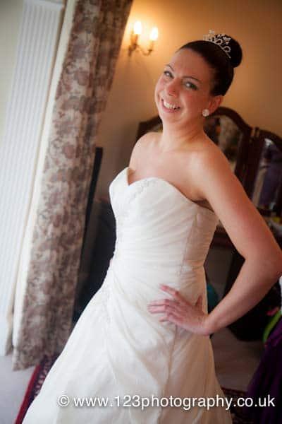wedding photography at Goldsborough Hall, Goldsborough, North Yorkshire