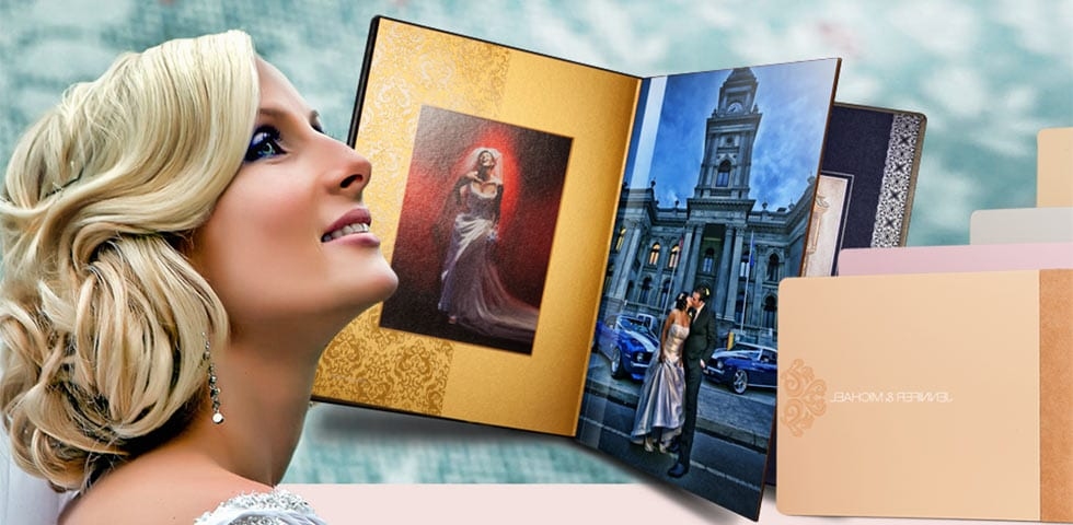 Graphistudio Wedding Books from 123 Photography, wedding photographers Leeds