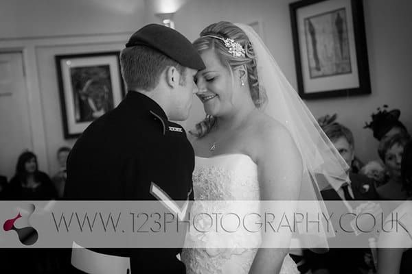 wedding photography at The Old Deanery, Ripon
