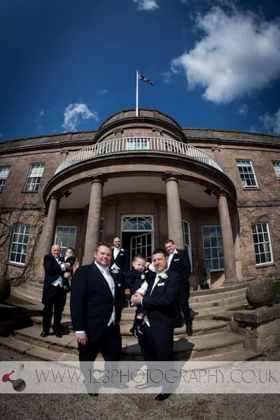 wedding Wood Hall Hotel and Spa, Linton, Wetherby