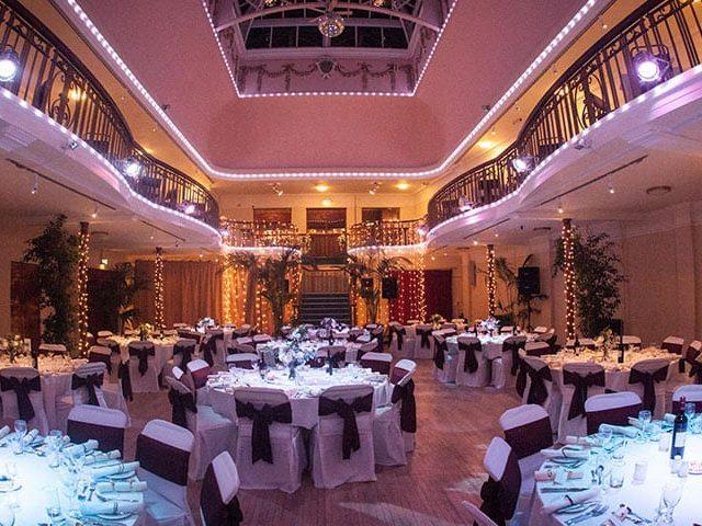 Wedding Reception Venues In West Yorkshire