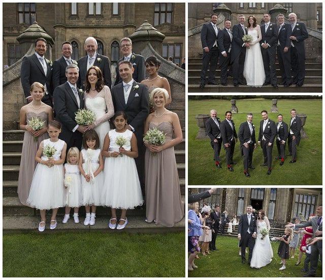 wedding Allerton Castle