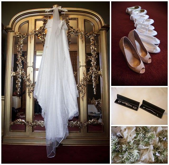 getting married Allerton Castle