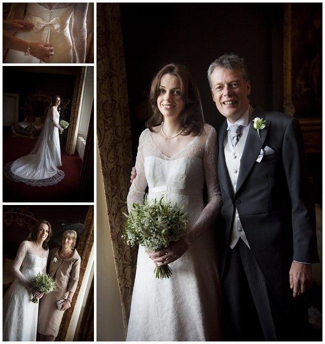 wedding photos Allerton Castle