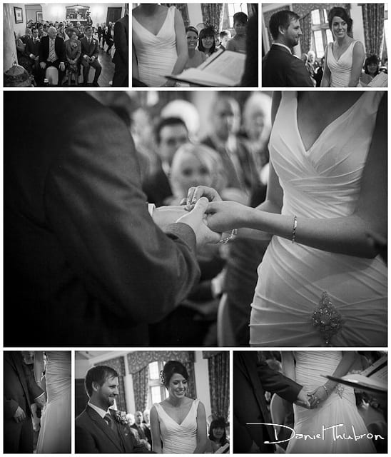 wedding Wrenbury Hall