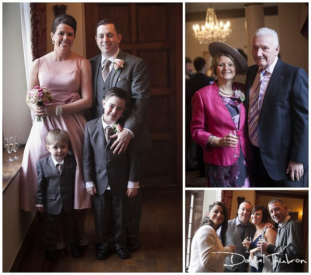 wedding photos Wrenbury Hall Cheshire