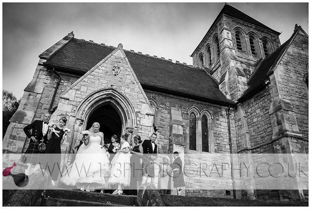 getting married Wentbridge Church