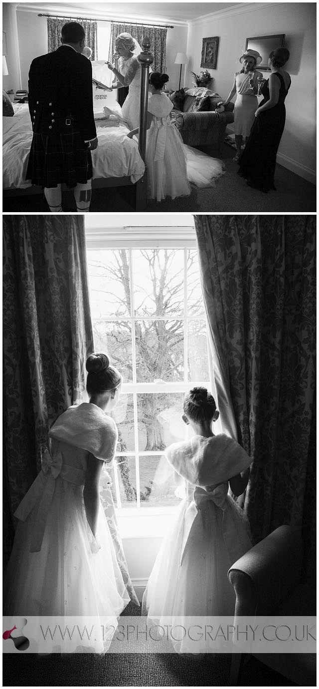 wedding photos Wentbridge House