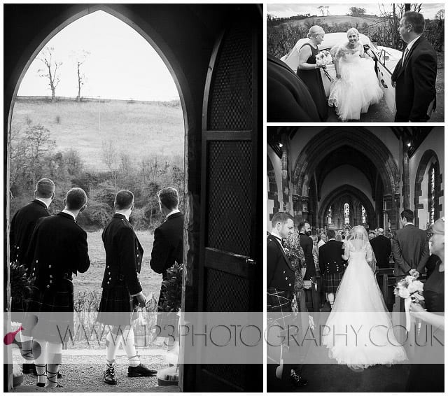 wedding Wentbridge House