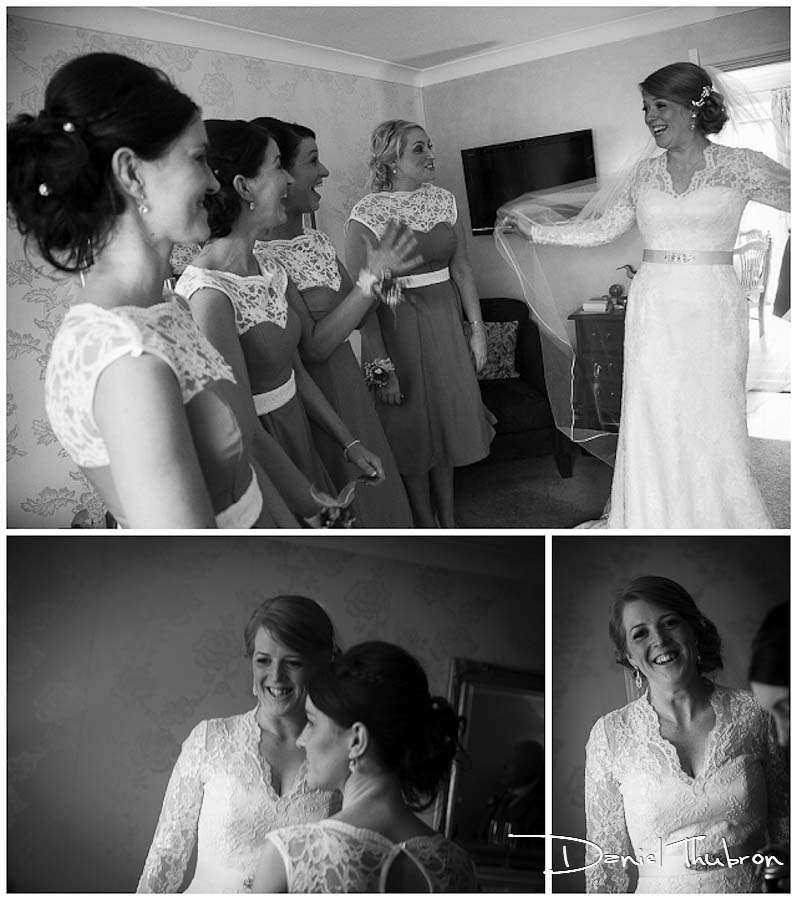 wedding East Riddlesden Hall