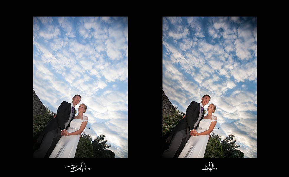 Airbrushed Wedding Photography Leeds, Airbrushing Leeds Wedding Photographer, photoshopped Leeds wedding