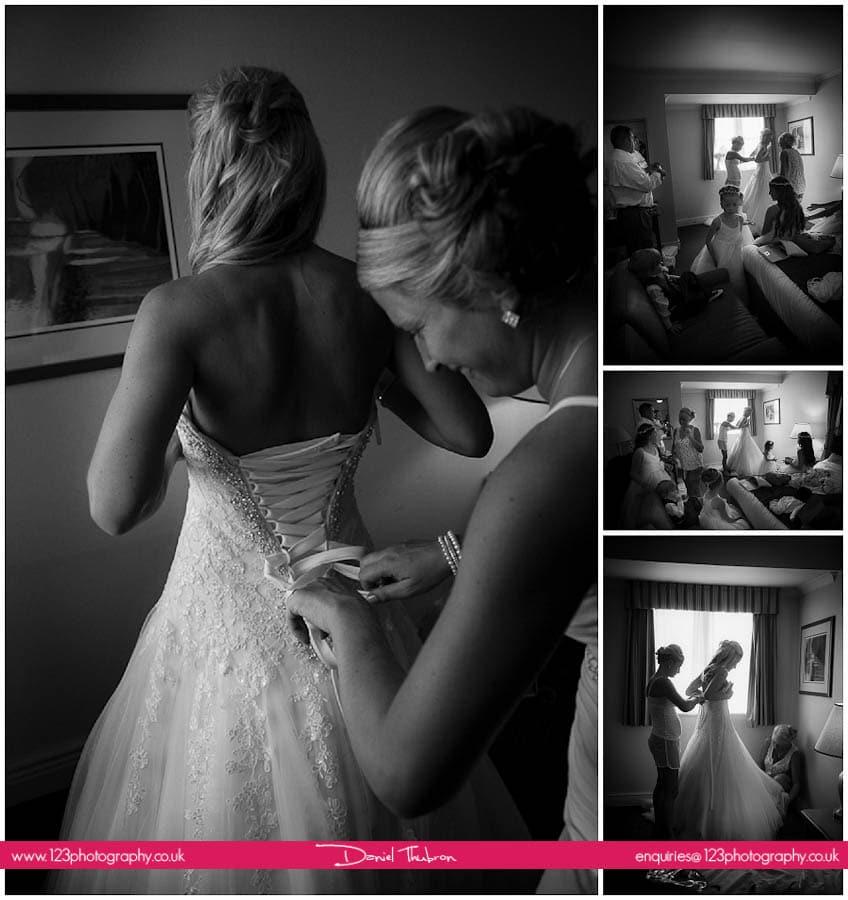 wedding Holiday Inn Tong