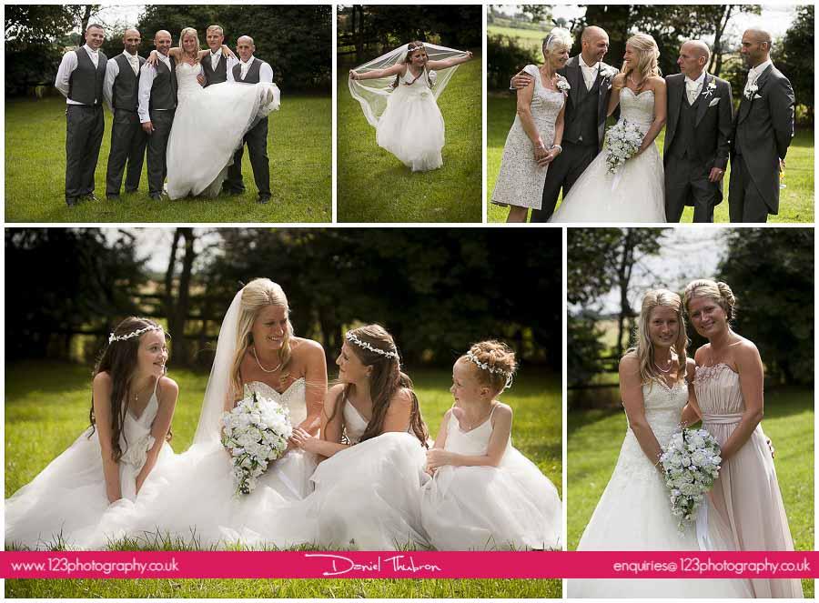 wedding photographs Holiday Inn Tong