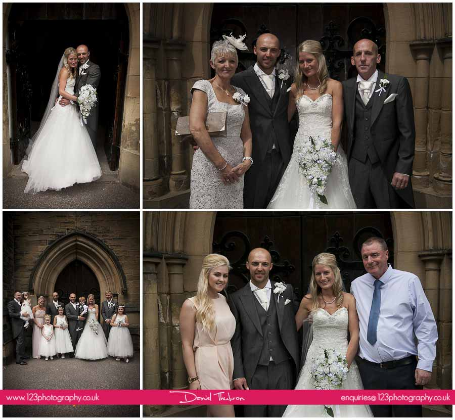 getting married St. Mary's Church Middleton Leeds