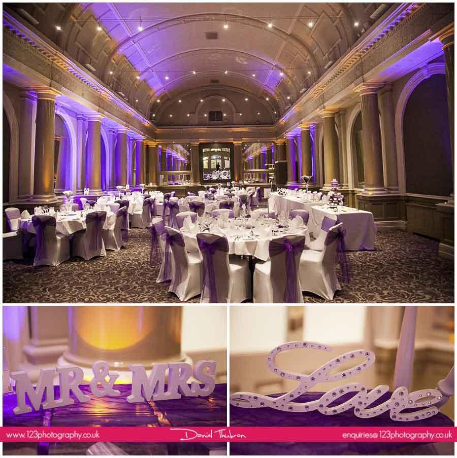 wedding Metropole Hotel Leeds