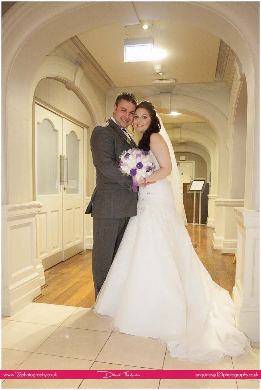getting married Hotel Metropole Leeds