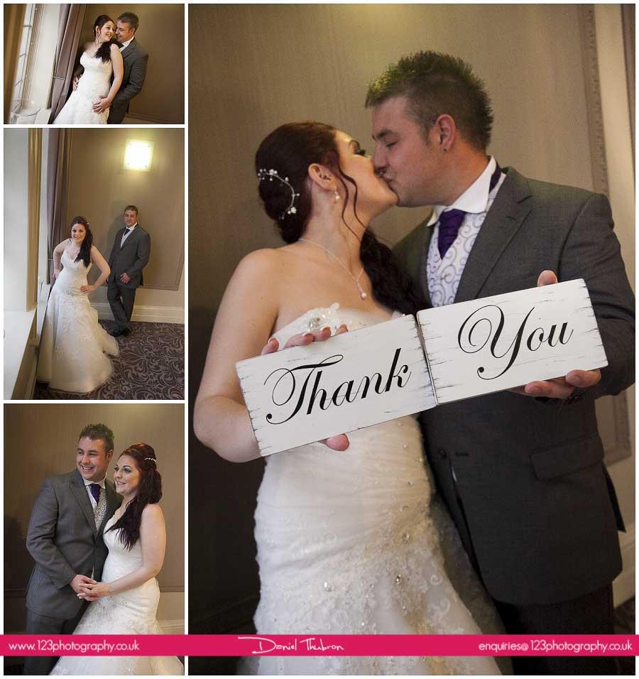 wedding photographers Metropole Hotel Leeds