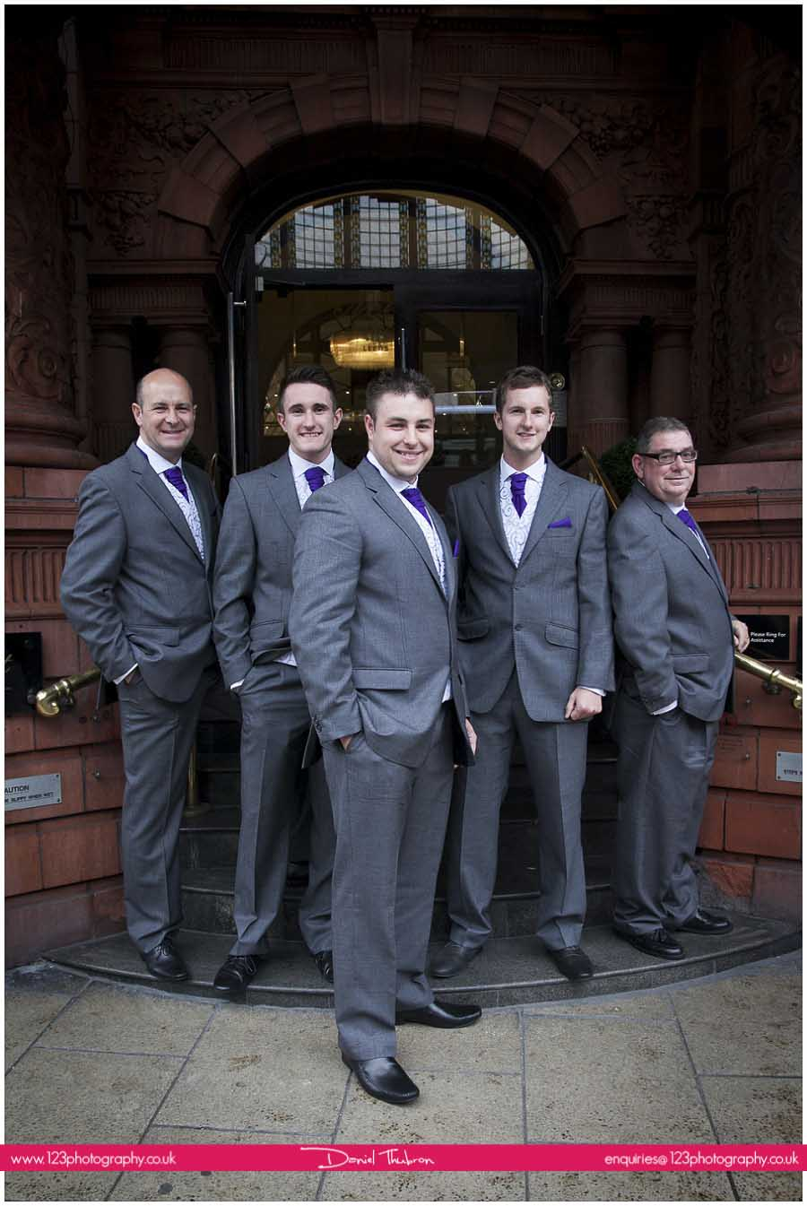 wedding photos Metropole Hotel Leeds