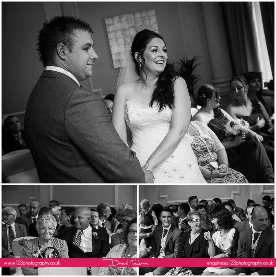 wedding photography Hotel Metropole Leeds