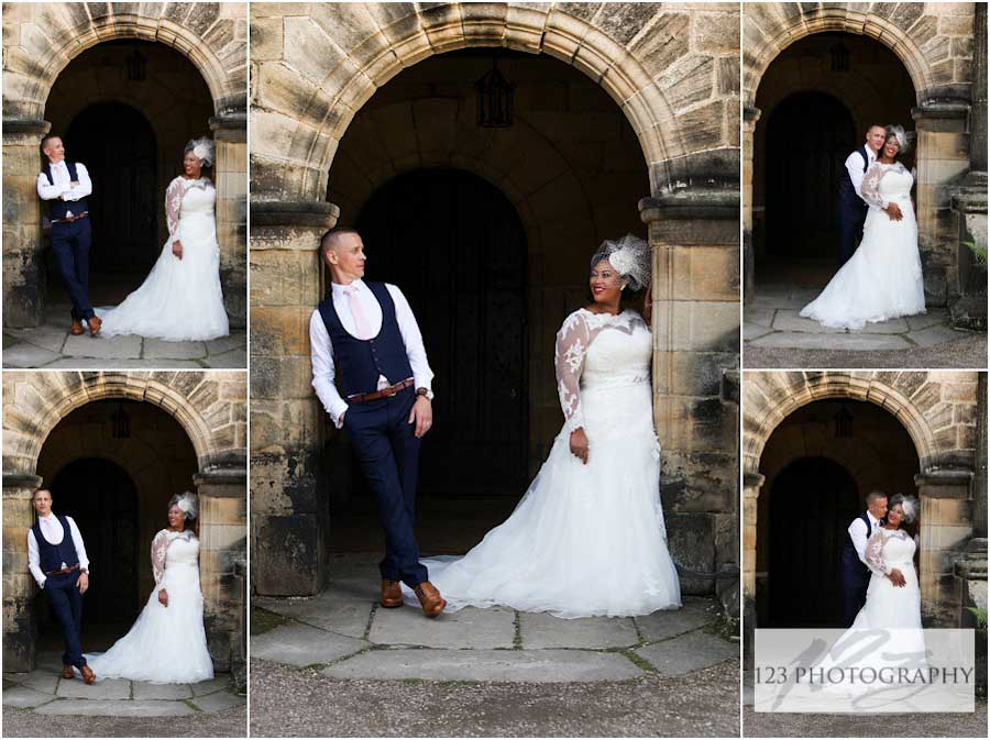 wedding photography East Riddlesden Hall