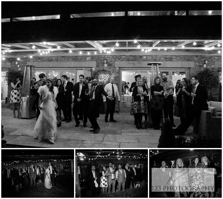 wedding photographer Yorkshire Wedding Barn