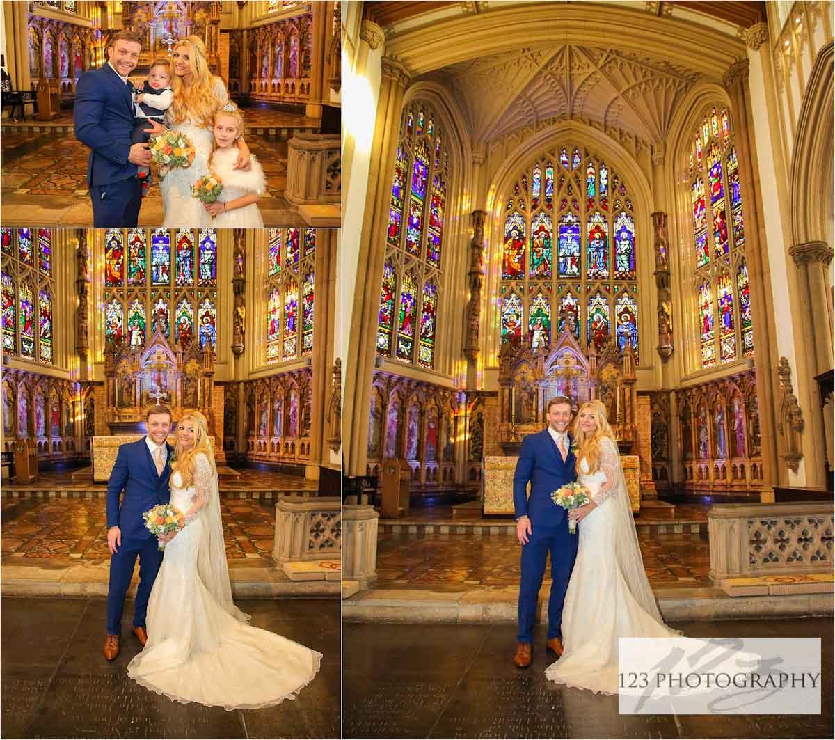 wedding Leeds Minster