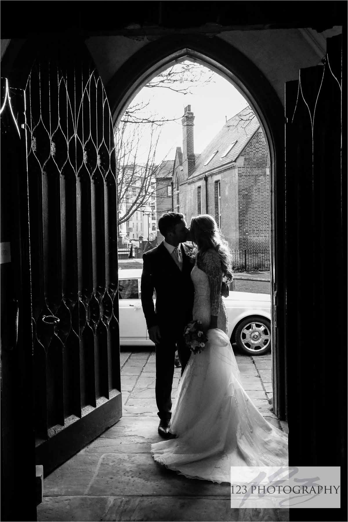 Leeds Minster wedding photography