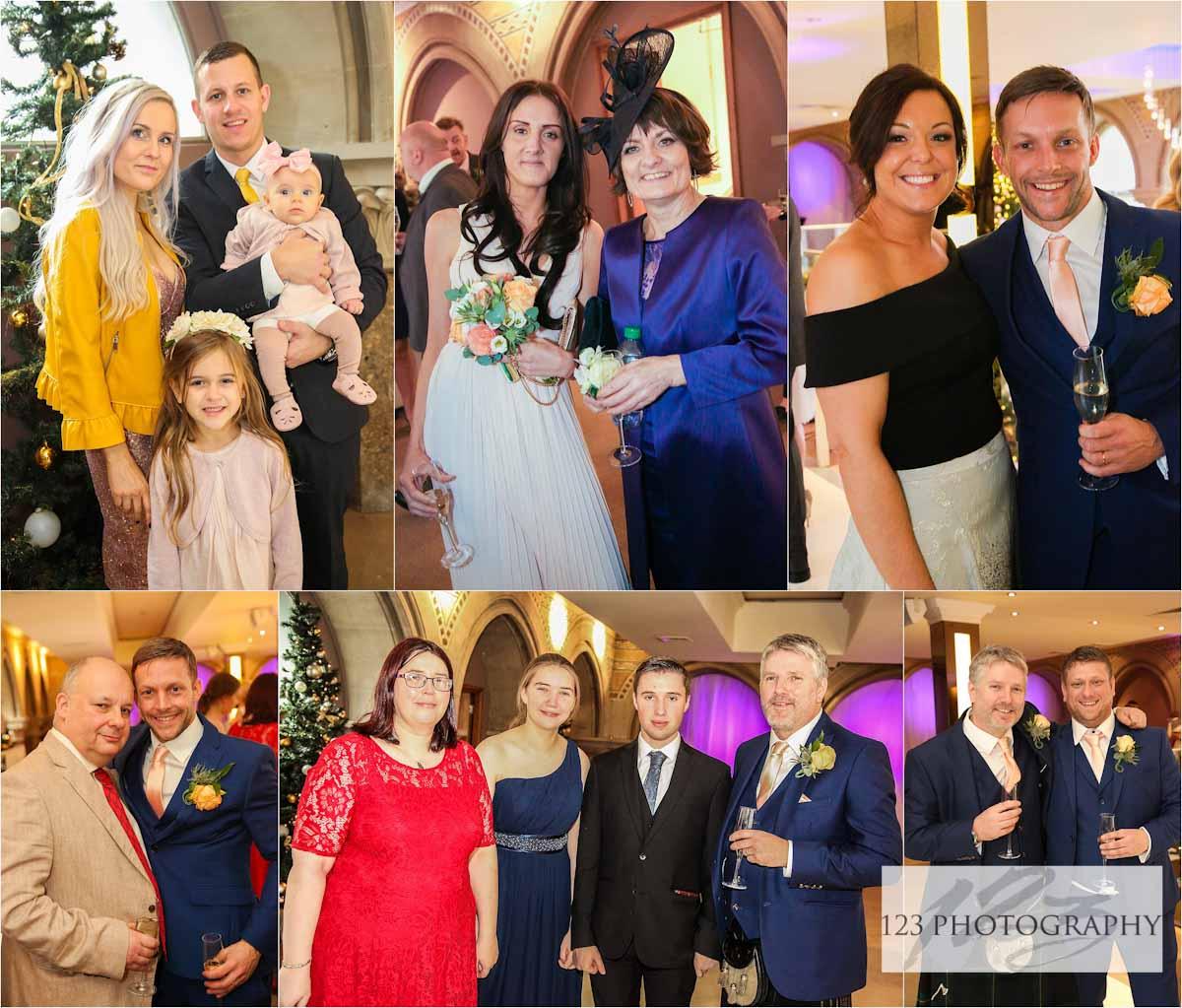 wedding reception Aspire Leeds